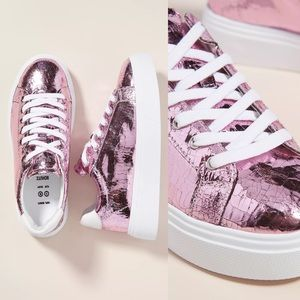 NIB Anthropologie Schutz Raver Platform Sneakers